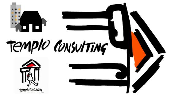 vivienda de nuestro logo Templo Consulting