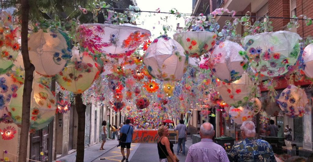 calle de Gràcia barcelona
