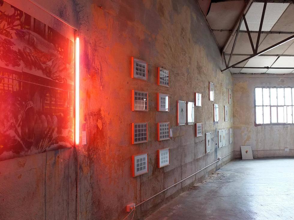 galería de arte urg3l