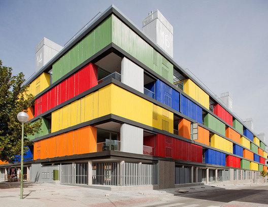 Carabanchel 17, Premio a la Mejor Nueva construcción de iniciativa Pública