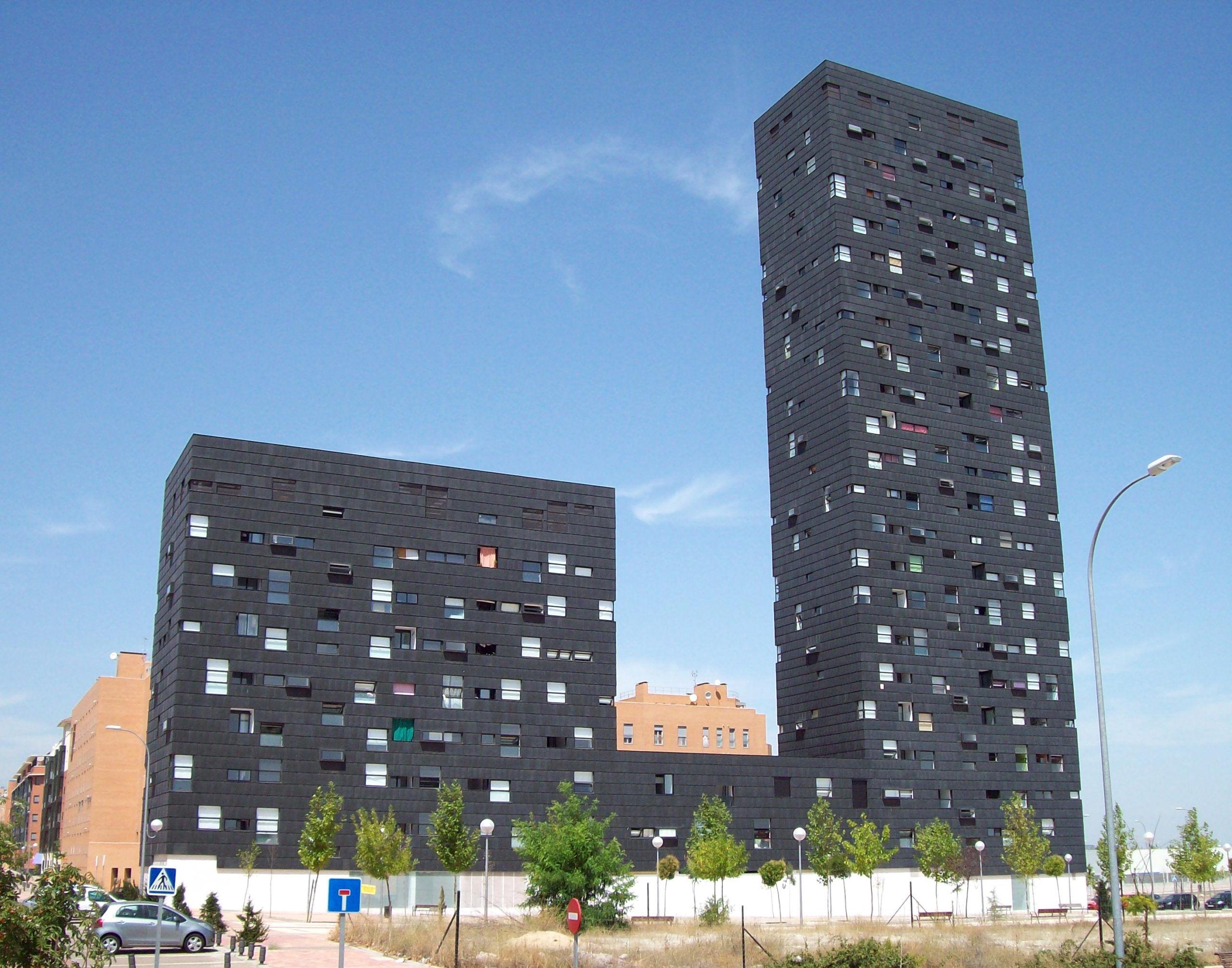 Edificio Vallecas 20, Premio Mejor Construcción Residencial, 2010, Ensanche de Vallecas