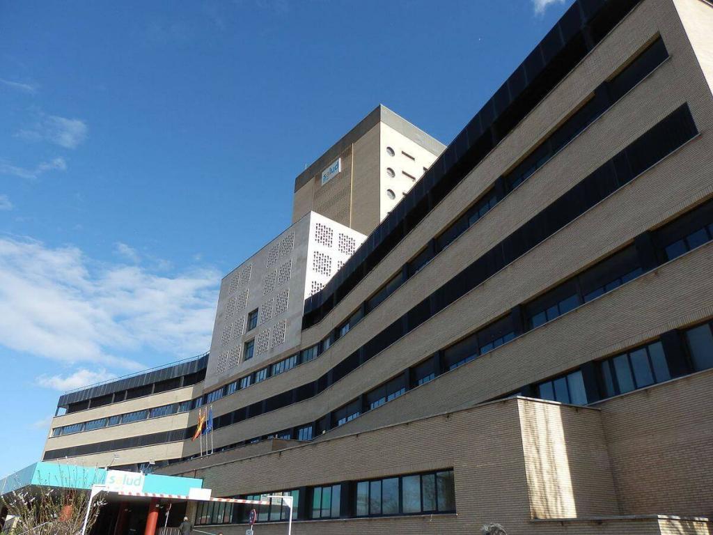 el hospital clínico lozano blesa zaragoza
