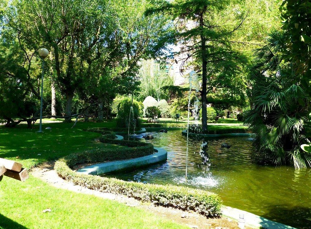 jardín de Tirma