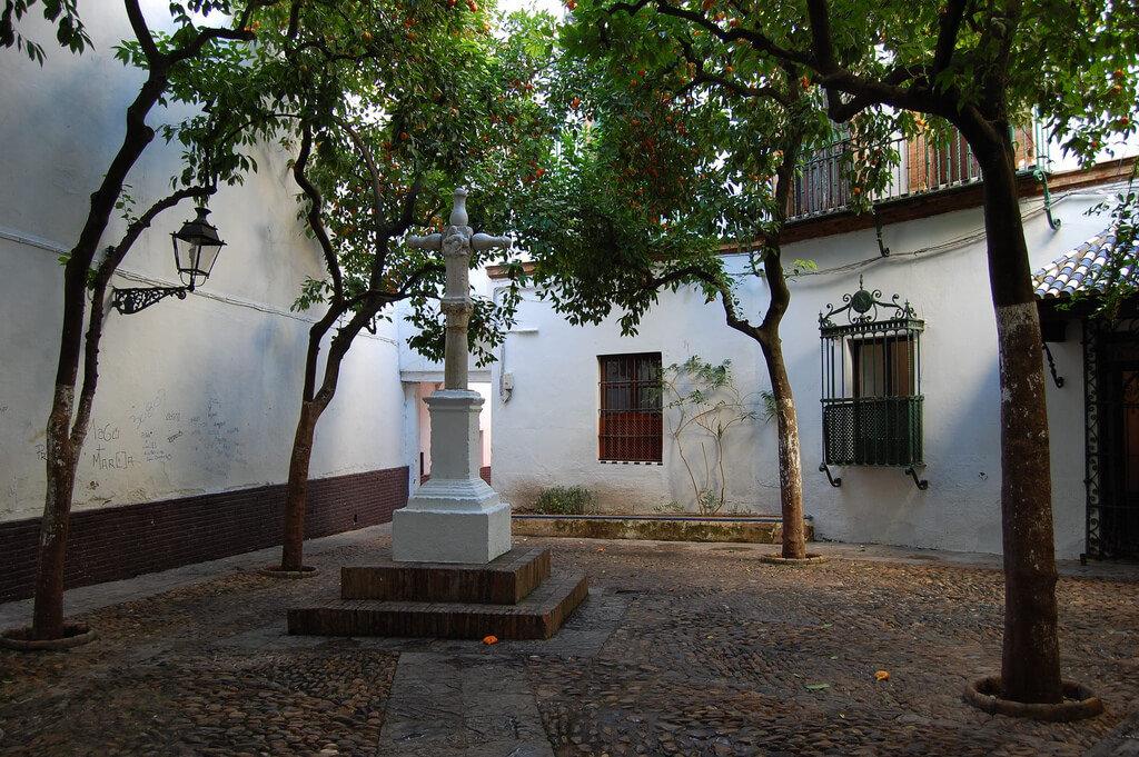 Santa Marta de Sevilla