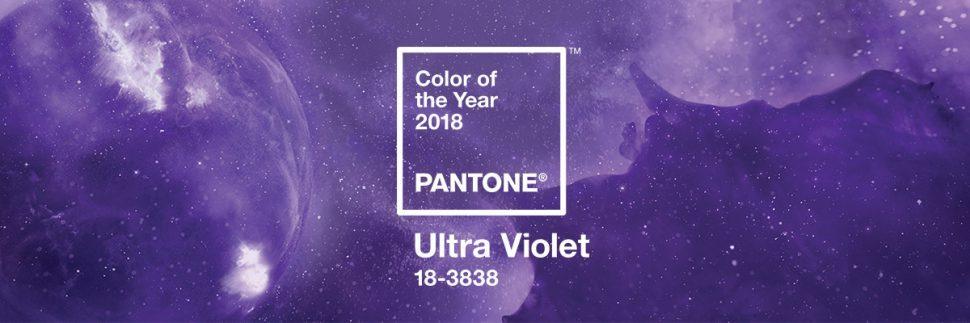 ultra violet color de 2018