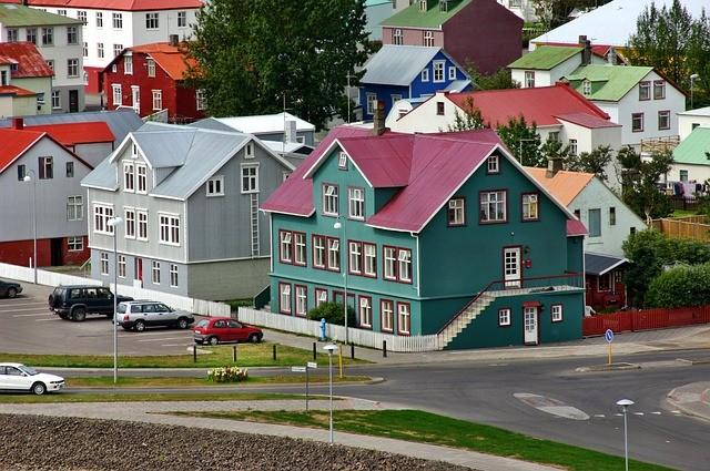 Reikiavik es una ciudad muy bonita