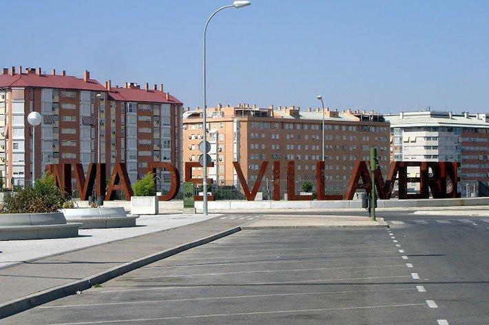Villaverde, uno de los barrios del sur de Madrid