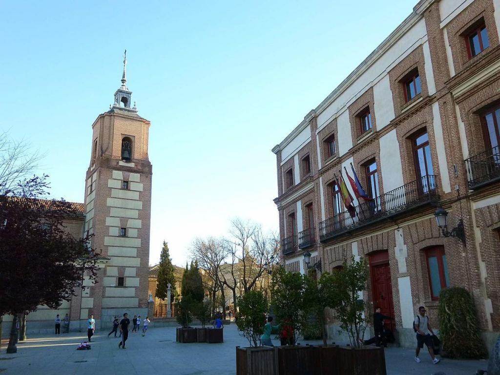 Plaza de Carabanchel