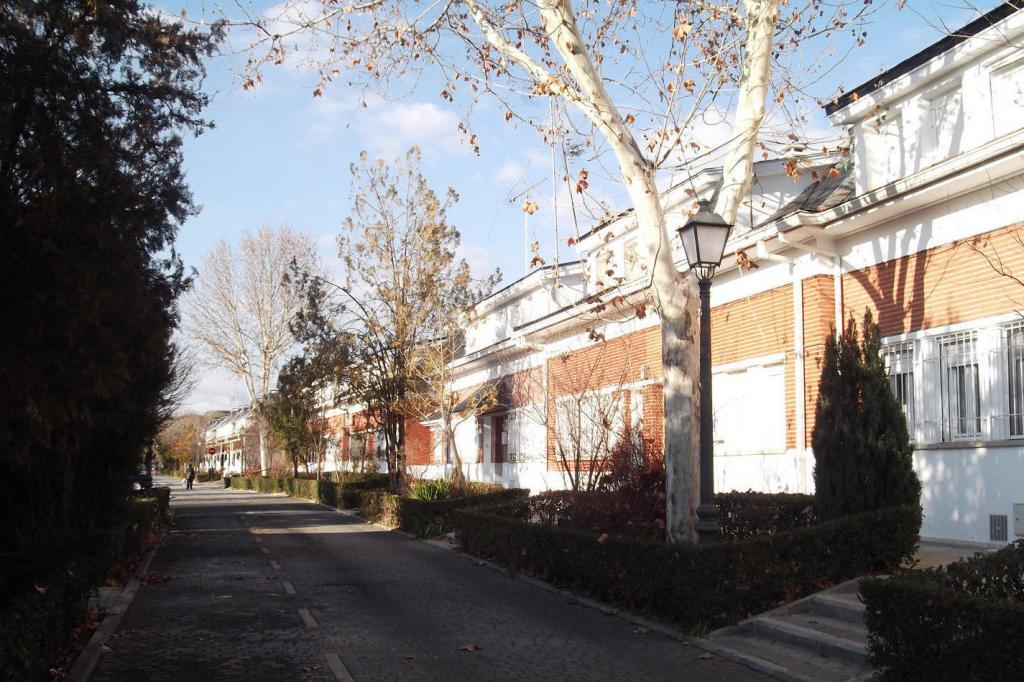 mingorrubio, barrio del norte de Madrid