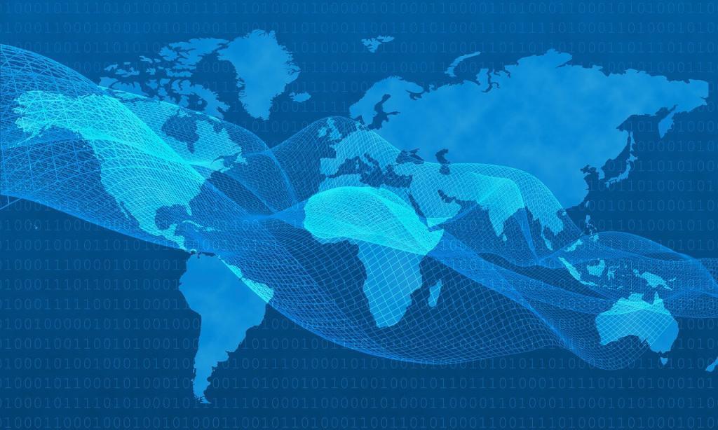mapa binario del mundo