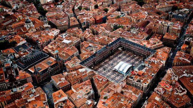 Madrid de los Austrias, uno de los barrios del centro de Madrid