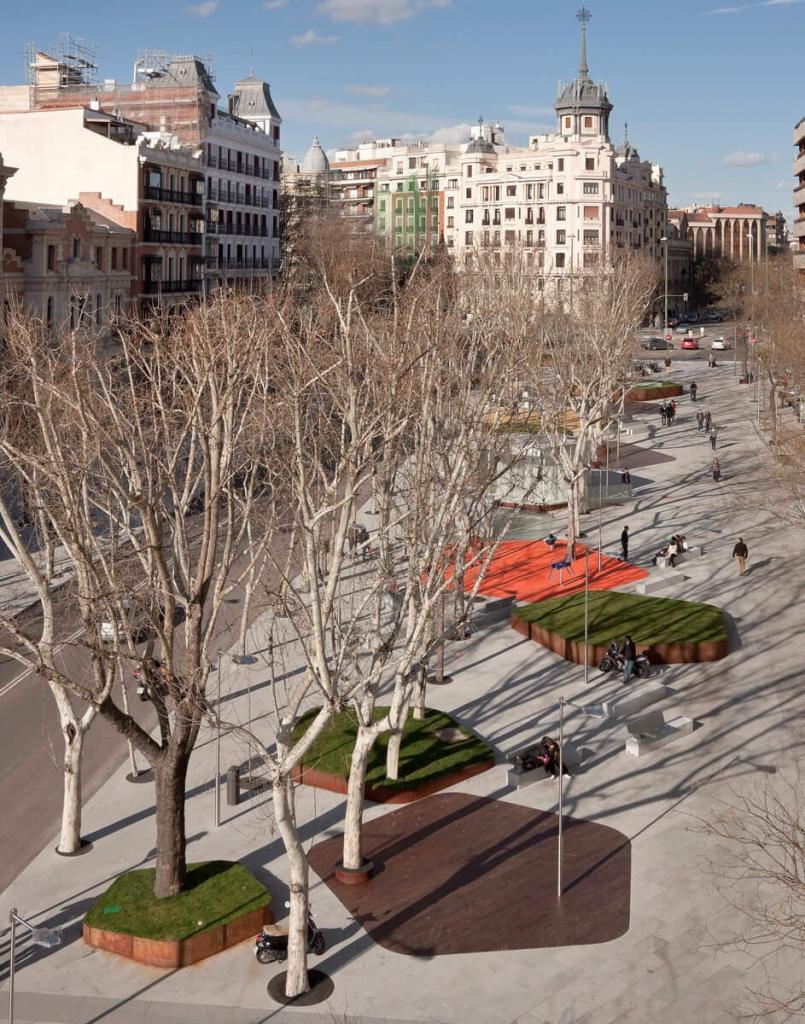 Plaza de Santa Bárbara