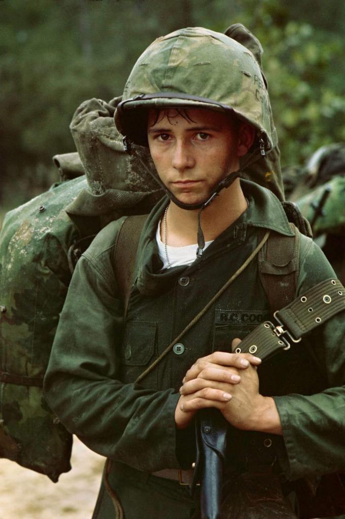 Estafas-soldado americano