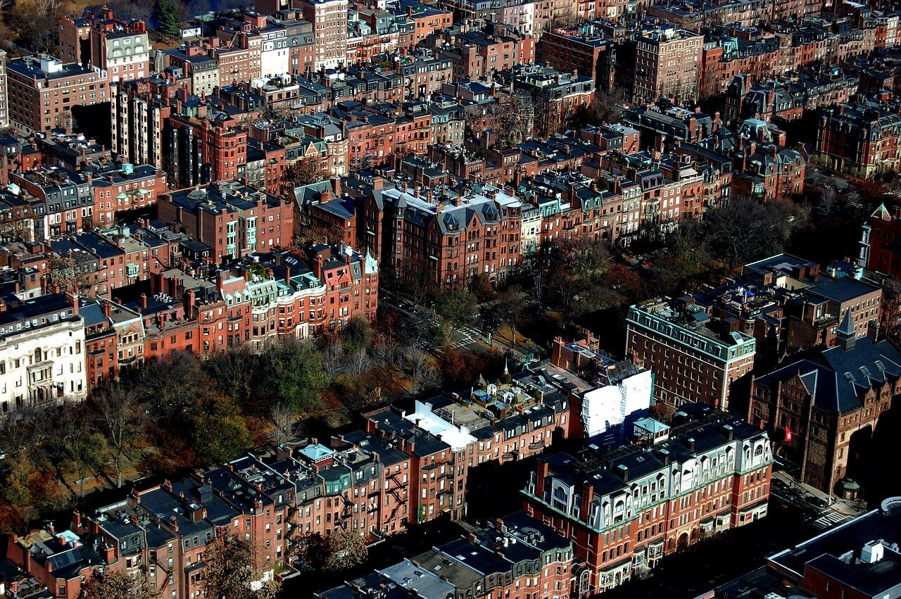 ciudad de boston