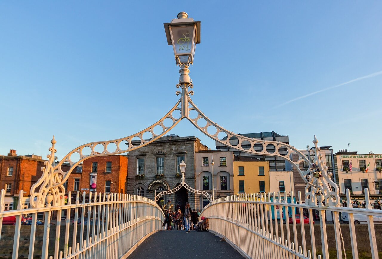 dublín puente
