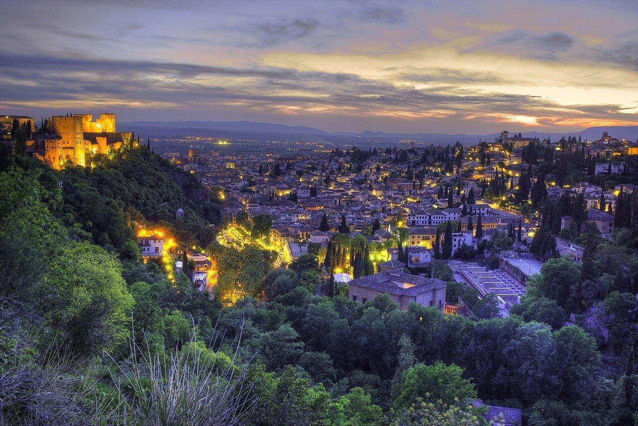 Indice de criminalidad para comprar una vivienda en Granada