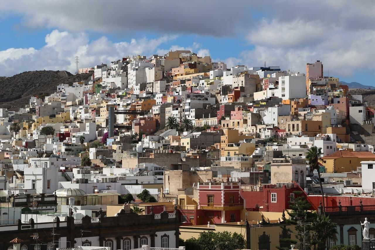 Indice de criminalidad para comprar una vivienda en Las Palmas de Gran Canaria