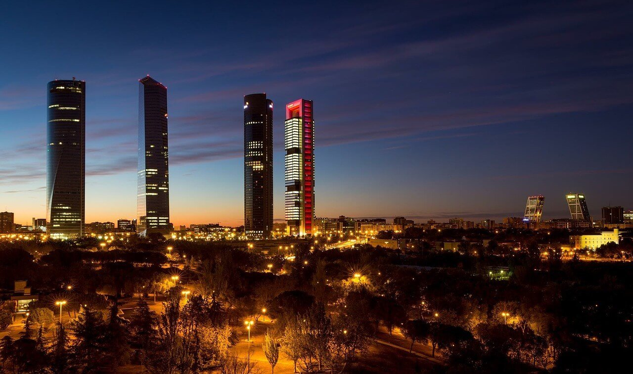 Indice de criminalidad para comprar una vivienda en Madrid
