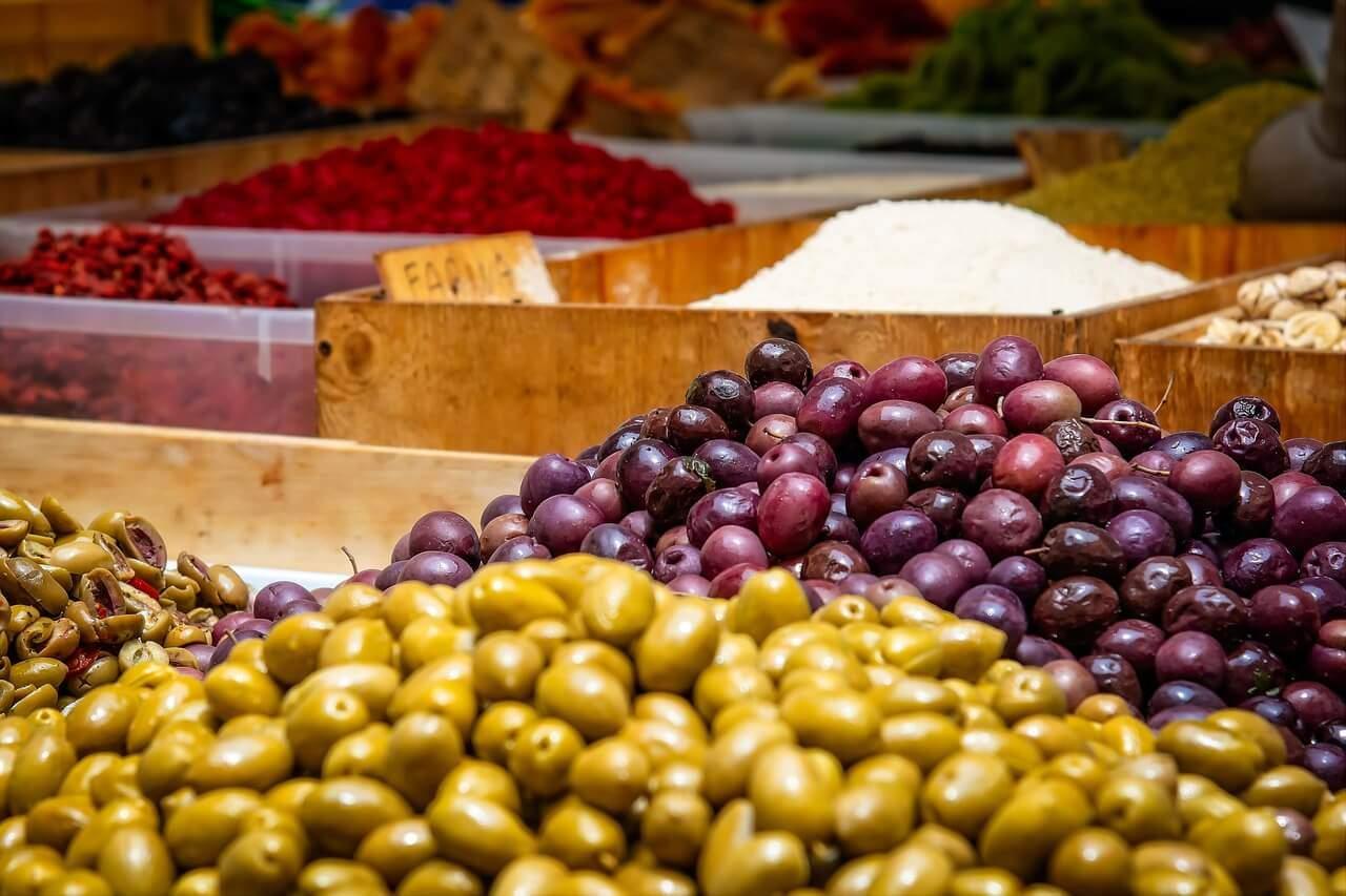 mercado - ventajas de vivir en el campo