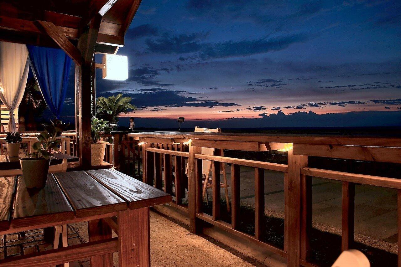 Atardecer para vender casa en verano