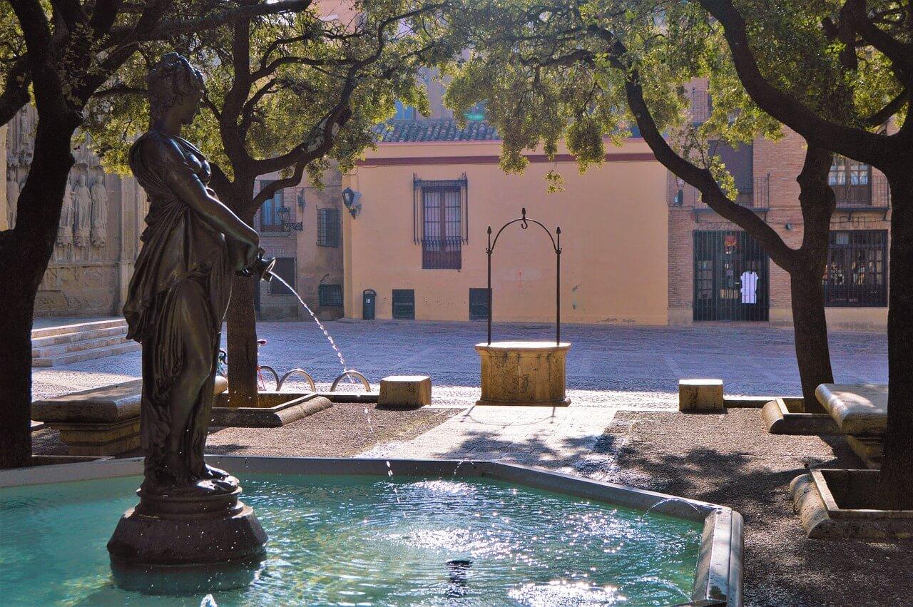 Plaza de Huesca