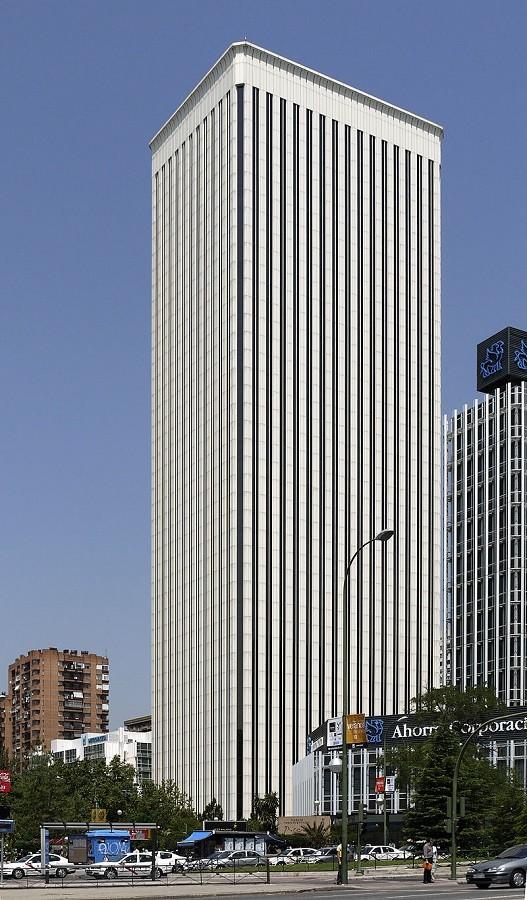 Torre Picasso de Madrid