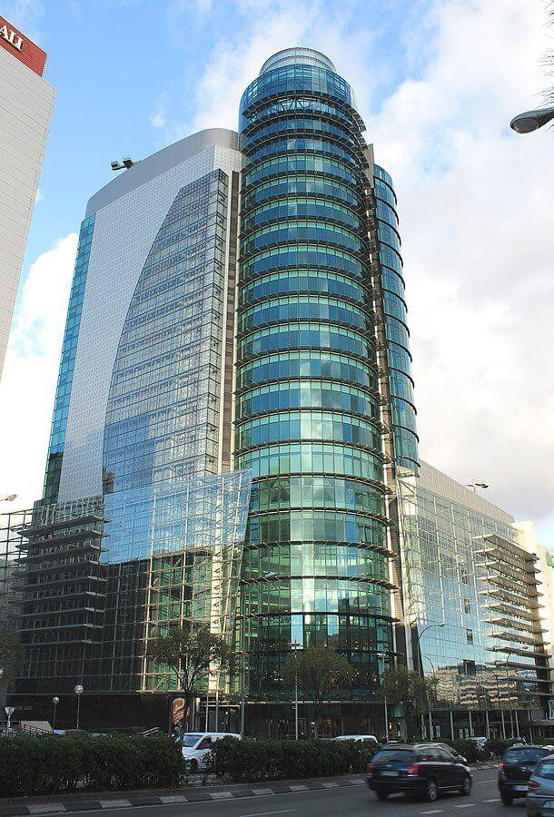 torre titania madrid