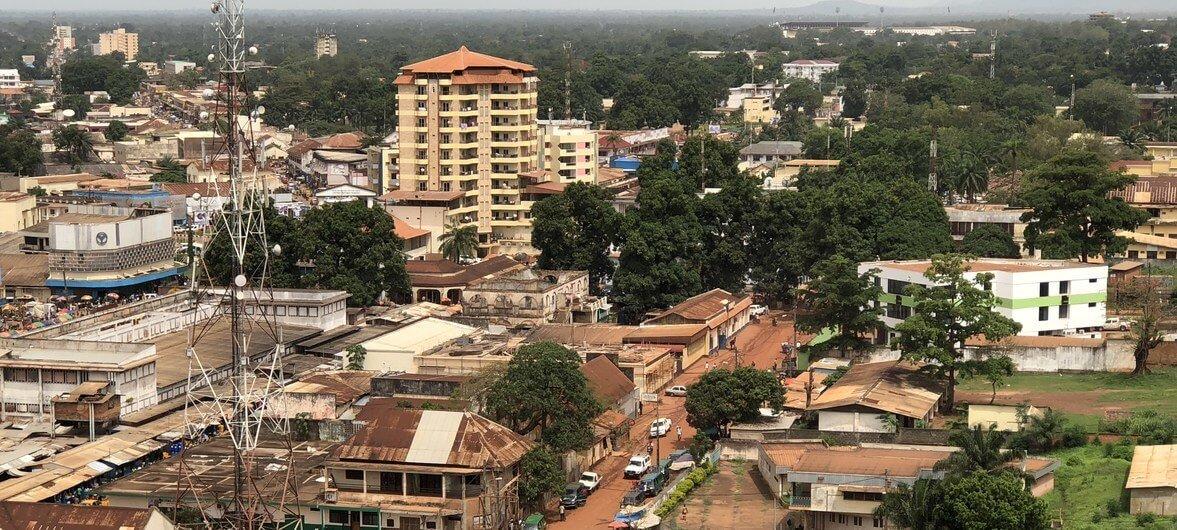 bangui republica centroafricana