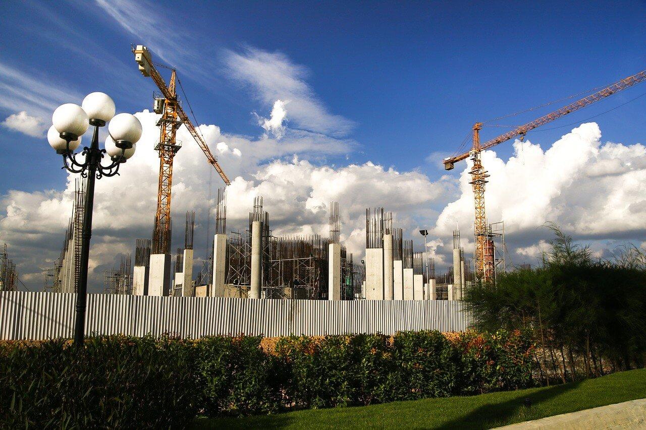 Contrucción - Dificultades del mercado inmobiliario en España