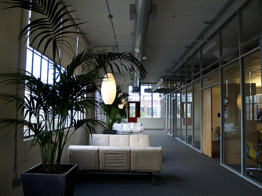 Plantas de oficina 1