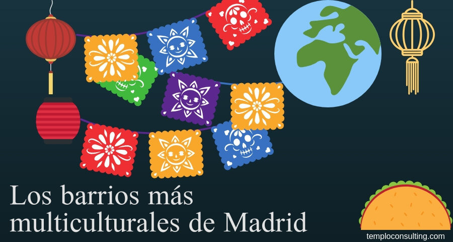 barrios más multiculturales de Madrid