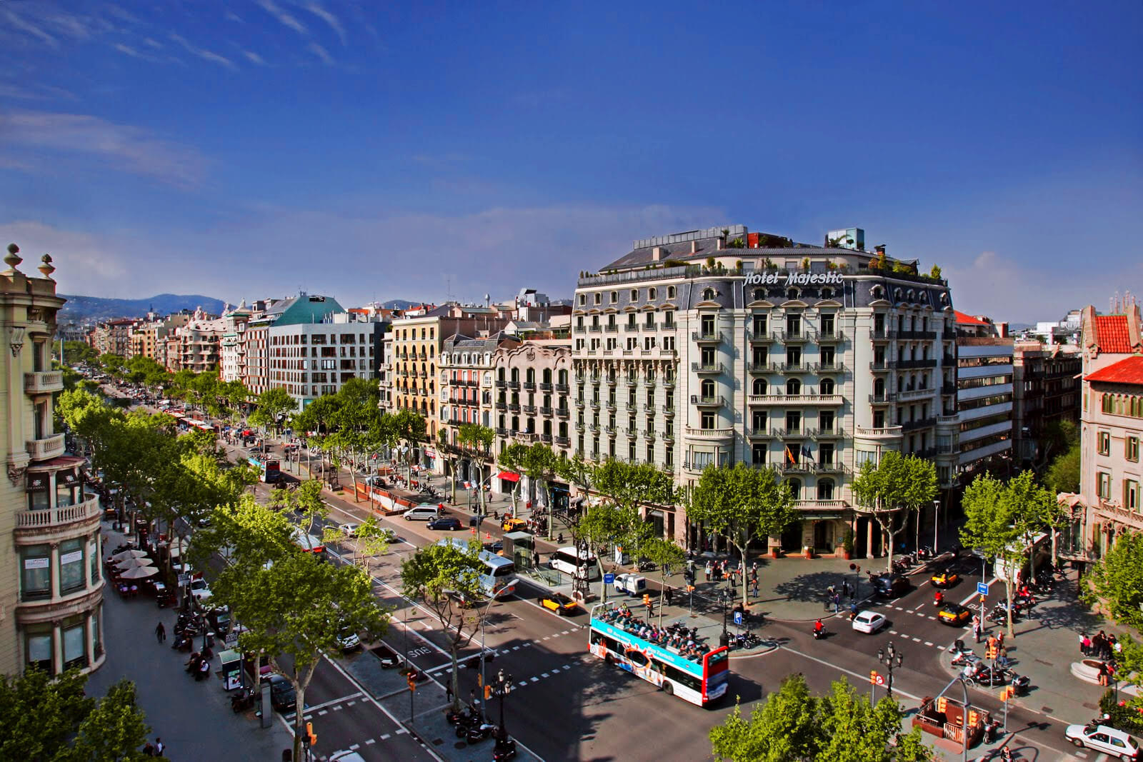 paseo de gracia barcelona