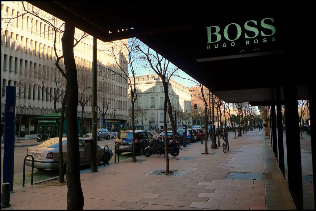 calle josé ortega y gasset de Madrid
