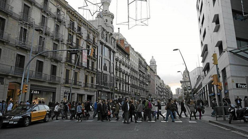 calle pelai barcelona