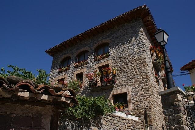 Casa riojana