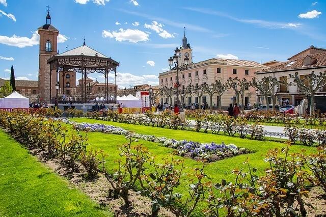 Alcalá de Henares Plaza Principal