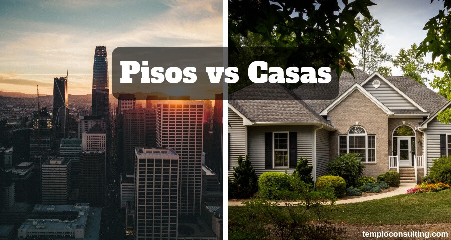 casa vs piso comparativa