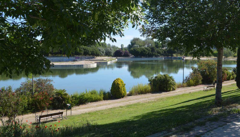 Zonas verdes de Madrid, Parque de Pradolongo