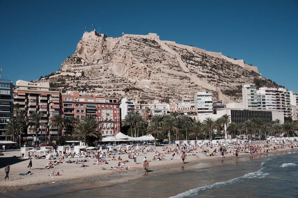 Alicante extranjeros