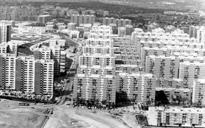Imagen historia Barrio del Pilar