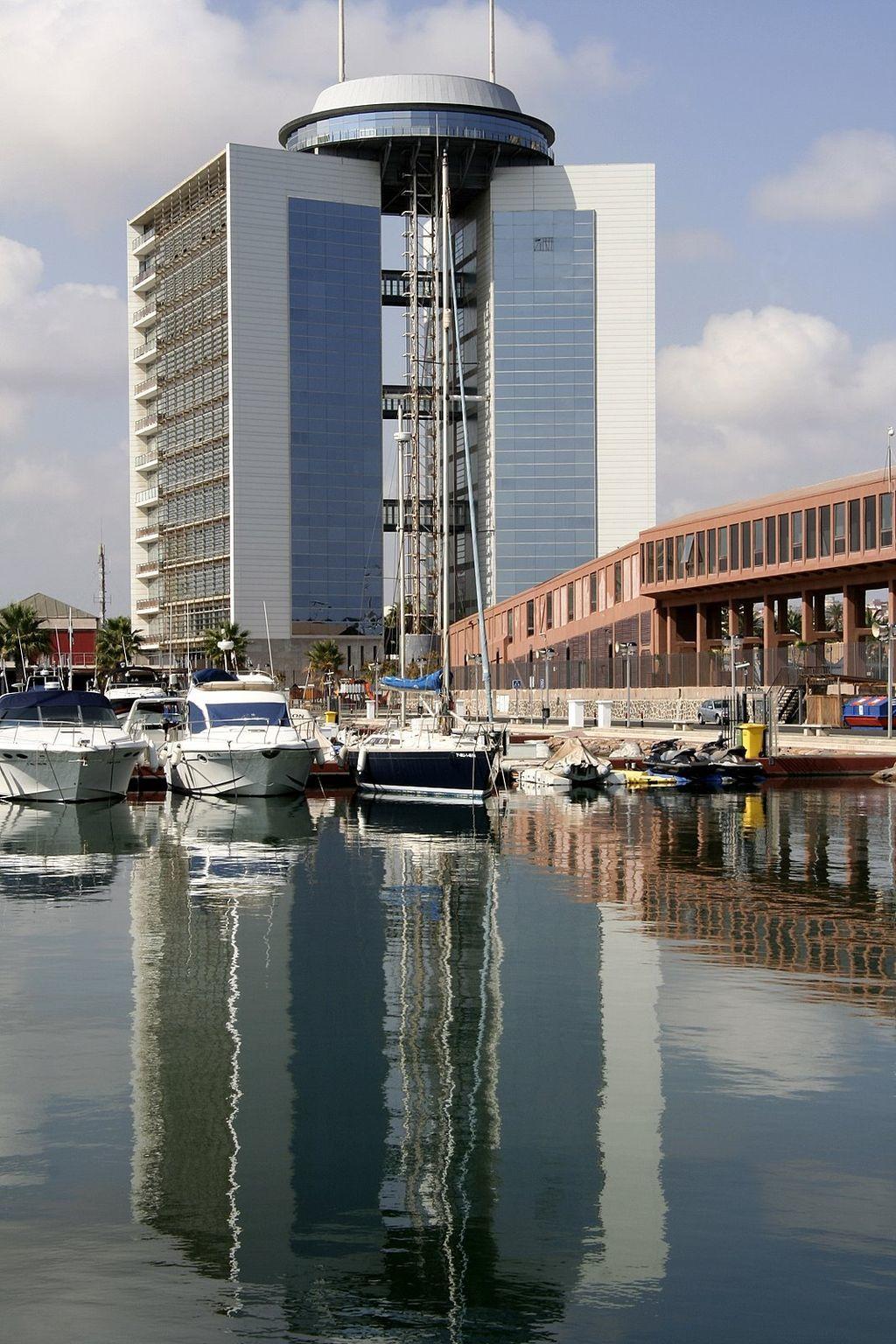Edificio V Centenario Melilla