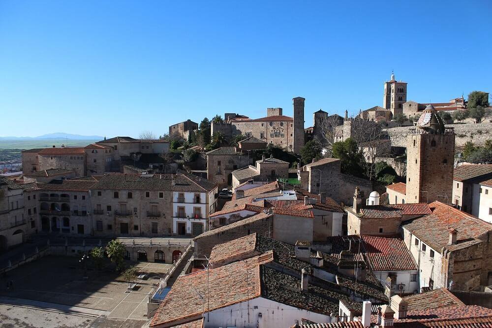 Trujillo en Cáceres