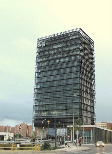 Torre de Caja Badajoz