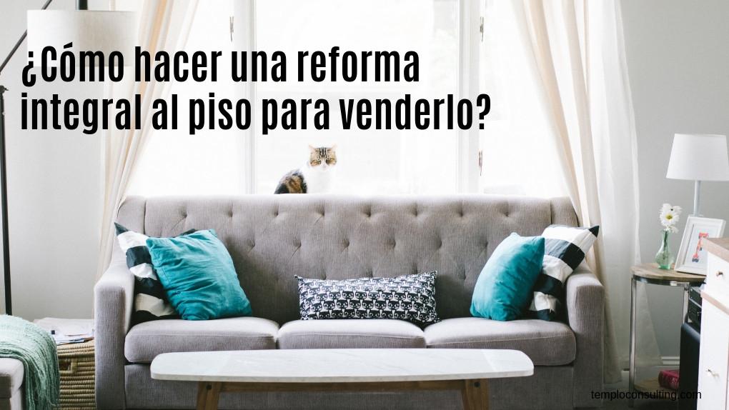 reforma integral al piso