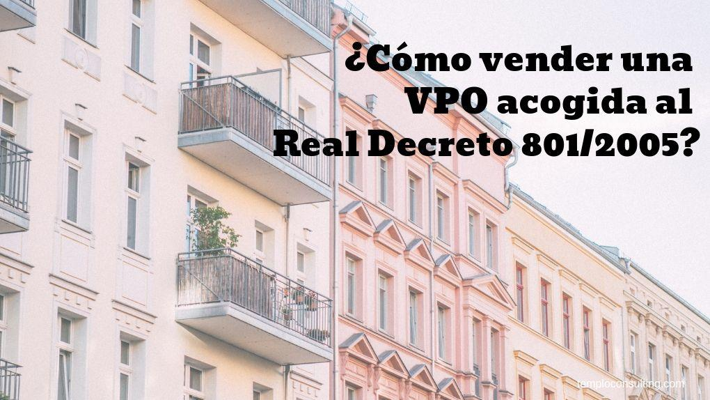 Real Decreto 801_2005