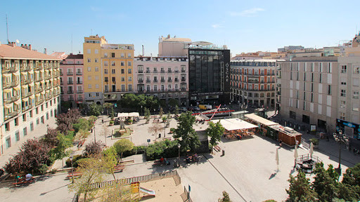 Plaza de Pedro Zerolo, Madrid