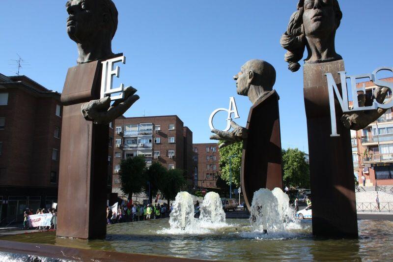 Esculturas de Leganés