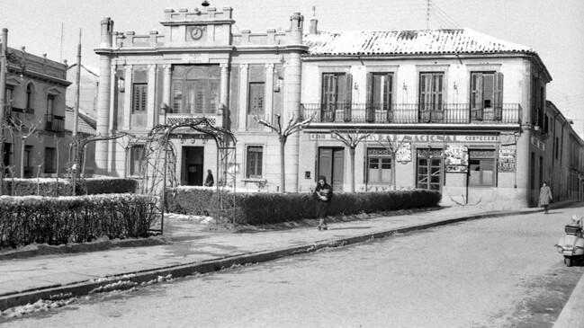 Plaza de Leganés, Madrid antiguo