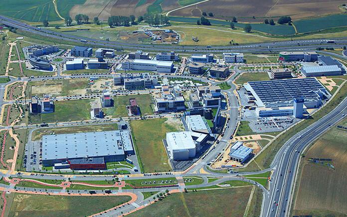 Parque empresarial y tecnológico