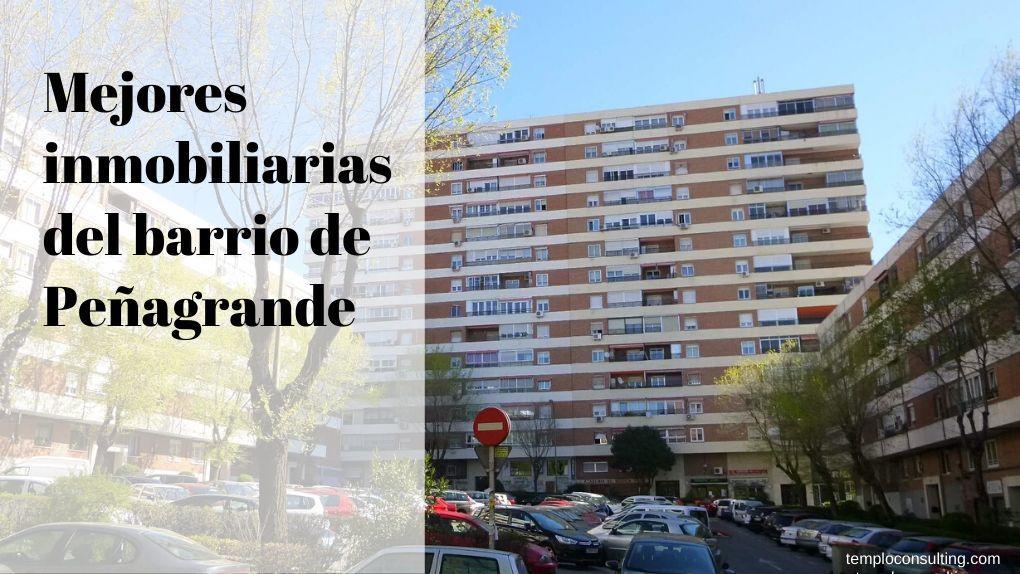 Inmobiliarias de Peñagrande, opiniones
